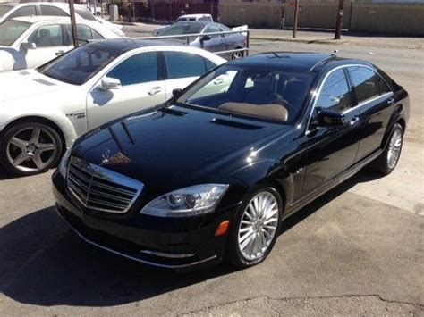 Find Used 2010 Mercedes S600 Premium Package Only 18k