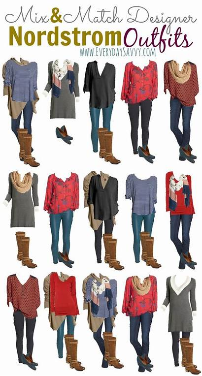 Winter Match Outfits Mix Fall Nordstrom Boots