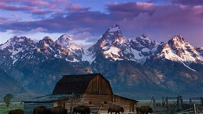 Grand Tetons Wallpapers Backgrounds