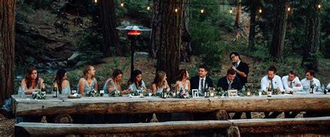 weddings pinecrest chalet caa