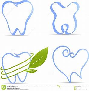 Simple Tooth Illustrations Stock Vector  Illustration Of