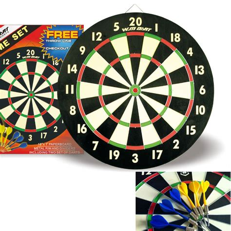 tip dart board regulations room dartboard set with 6 steel tip darts dart