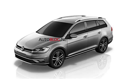Is this the 2017 Volkswagen Golf facelift? | PerformanceDrive