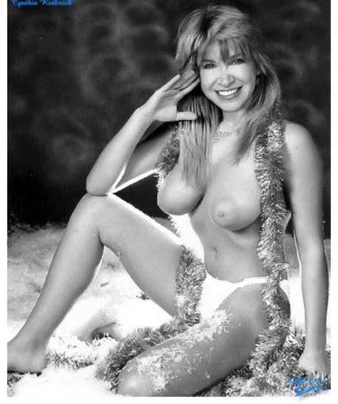 Cynthia Rothrock Fakes Picture