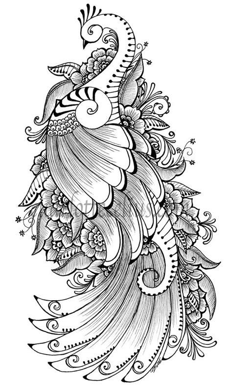 drawing tattoos   peacock tattoo madhubani