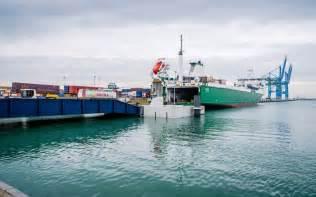 P&O Ferries expands Teesport Zeebrugge service Port of Zeebrugge