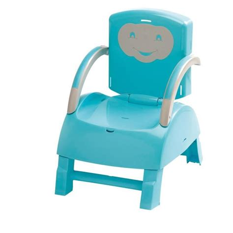 rehausseur de chaise thermobaby thermobaby r 233 hausseur de chaise turquoise et gris achat vente r 233 hausseur si 232 ge 3023190985374