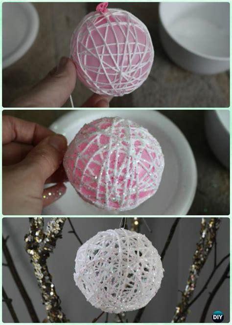 easy diy christmas ornament craft ideas  kids
