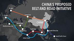 China determined to replace the current free and open world order with an insular system through the Belt and Road Initiative: Pentagon…