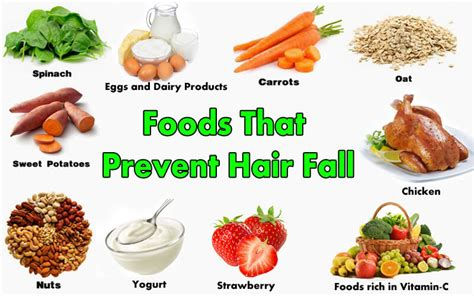 What Foods To Eat For Hair Loss Prevention  Har Vokse