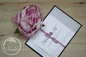 hannah close1 site pocadot invitations With hannah handmade wedding invitations