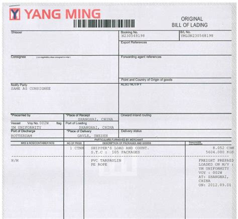 Maersk Line Bill Of Lading Tracking by China Container Tracking Container Types The Ultimate