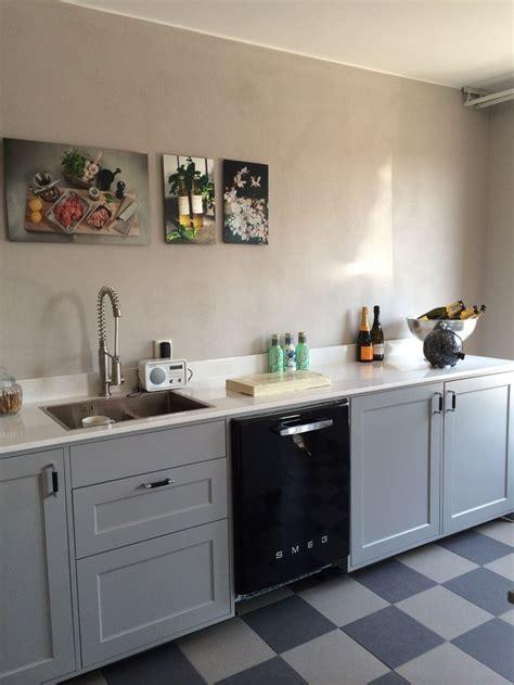 Shaker kök i snygg grå nyans NSC 4000 N   Shaker kök