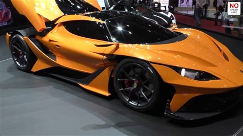 Gumpert Apollo Arrow Supercar Debut