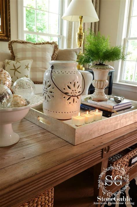 Best 25+ Coffee Table Decorations Ideas On Pinterest