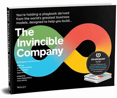Invincible Company Strategyzer Books Innovation Companies Portfolio