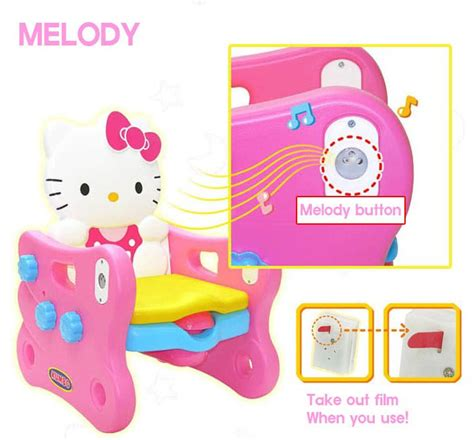 The Melody Potty Chair by Hello Potty Chair Seat Baby Toilet