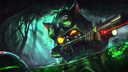 Teemo Omega Squad Legends League Wallpapers