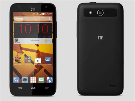 ZTE Speed N9130 Bluetooth GPS Music LTE Android Phone ...