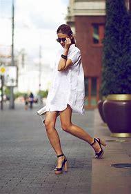 White Dress Shirt Style