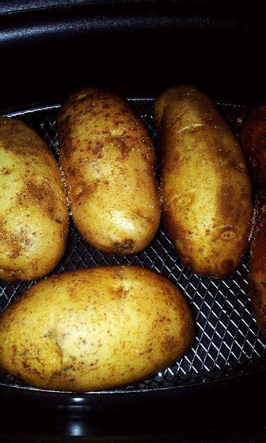 baking potatoes  sweet potatoes ninja cooking
