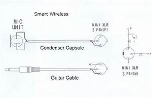 Microphone Cable Wiring - Wiring Diagrams