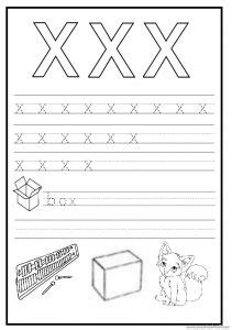 printable lowercase letter  practice  preschool