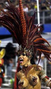 Rio Carnival 2014: Hottest Pictures of Beautiful Brazilian ...