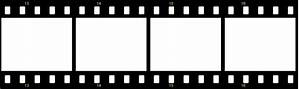 Blank Film Strip Template - ClipArt Best