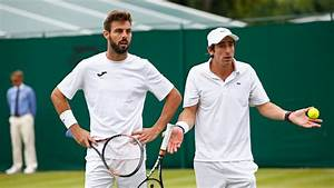 Pablo Cuevas and Marcel Granollers stage sit-down ...