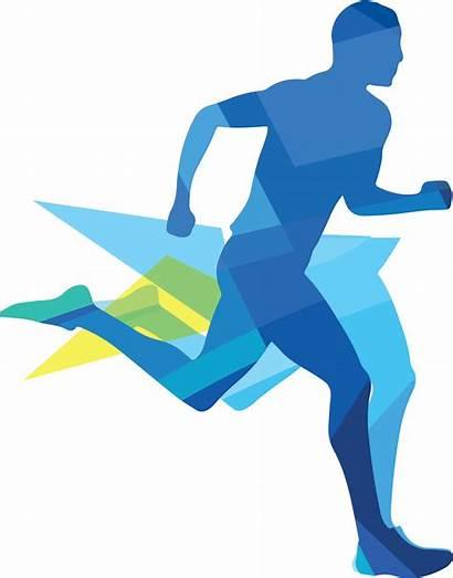 Marathon Running Legs Clipart Silhouette Pasteur Pays