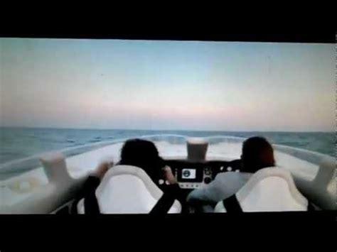 Miami Vice Boat To Cuba by Miami Vice Det James Sonny Crockett And Isabella Go