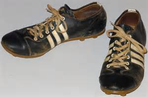 Vintage Adidas Football Cleats