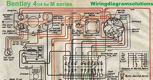 Bentley 4 1  4l M Series Wiring Diagram