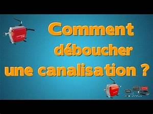 Comment Deboucher Une Canalisation : comment d boucher une canalisation youtube ~ Melissatoandfro.com Idées de Décoration