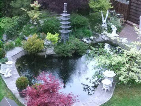 Garten Deko Winterfest by Japan Garten Deko Japanischer Garten Design Ideen F R
