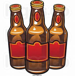Beer Bottle Clipart - The Cliparts