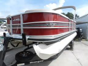Ranger Reata Pontoon Boats For Sale by 2017 New Ranger Reata Pontoon Boat For Sale Leesburg Fl