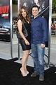 Adam Ferrara and wife Alex Tyler at the Los Angeles ...