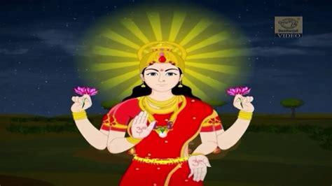 Goddess Lakshmi Animated Wallpapers - goddess lakshmi the goddess of wealth animated stories
