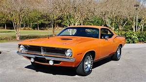 1970 Plymouth Cuda  340 4 Speed