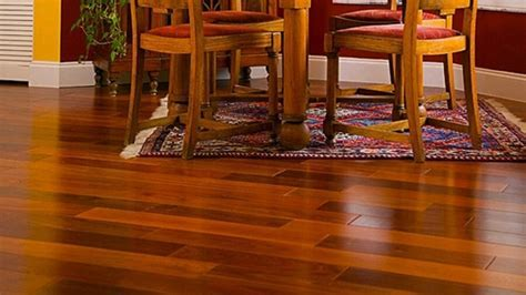 Hardwood, bamboo and laminate flooring pros and cons