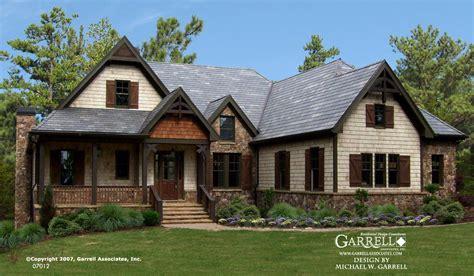 cabin style house plans garrell associates inc big mountain lodge house plan