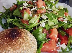 Melone Mit Schafskäse : wassermelonen salat mit schafsk se und minze von hely01 ~ Watch28wear.com Haus und Dekorationen