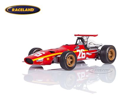There was a time when a ferrari collection began with a dino or a daytona and over time a 330 gtc over the last four decades we've sold dozens of f1 cars but in only the last year the ferrari f1 market has surged, we had six clients who we helped. Ferrari 312/68 V12 F1 Scuderia Ferrari winner French GP ...