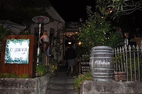 The Cottage Bar And Kitchen, Balmain Gourmantic