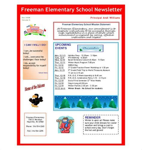 school newsletter templates 10 preschool newsletter templates free sle exle format free premium