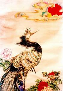 Chinese Phoenix Painting phoenix 2735010, 53cm x 81cm(21 ...