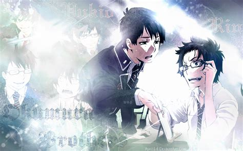Wallpaper Ao no Exorcist (example: Best Theme)