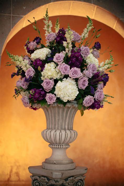 altar flower arrangement   wedding  loved